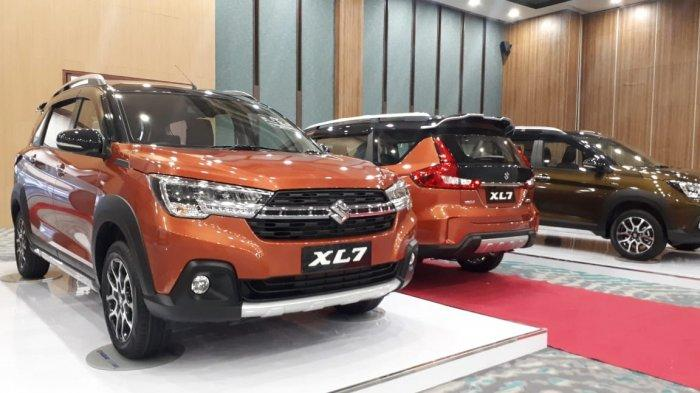 Ekspor Mobil Suzuki Tumbuh 108 Persen, Tertinggi di Industri Otomotif Selama Februari